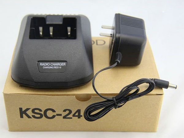 KENWOOD PB-43 PB-43N Battery Charger TH-K2AT TH-K2E TH-K2ET