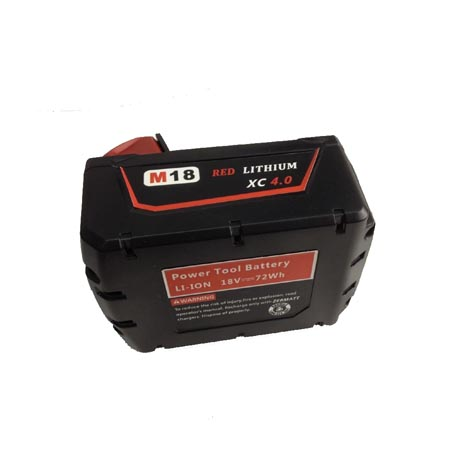M18v XC REDLITHIUM Li-Ion Fuel Battery Pack 4.0Ah (2pc batte