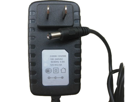 DC 12V 2.5A(30W) adapter cord US