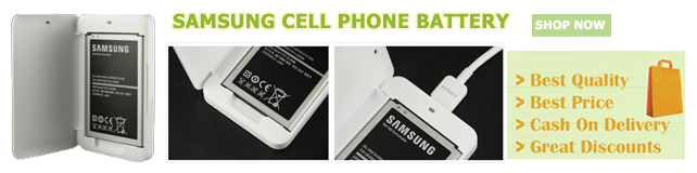 SAMSUNG cell phone battery