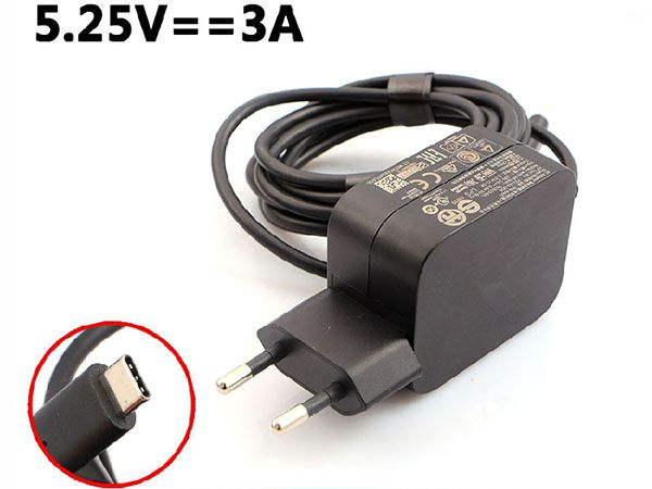 HP USB-C/TYPE-C AC Adapter Charger 792584-004 792619-001 TPN-AA01 Power Charger HP 792584-001