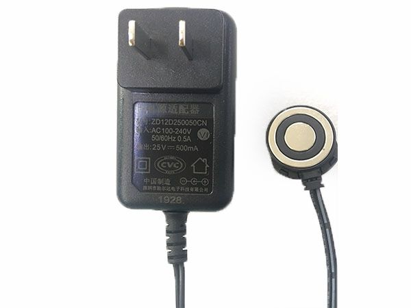 Philips ZD12D250050CN 25V 500mA AC charger Philips Vacuum cleaner FC6812 FC6814 FC6813