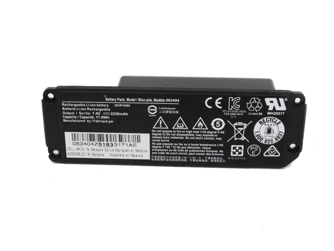 BOSE 061384 Replacement Batteries for BOSE SOUNDLINK Mini