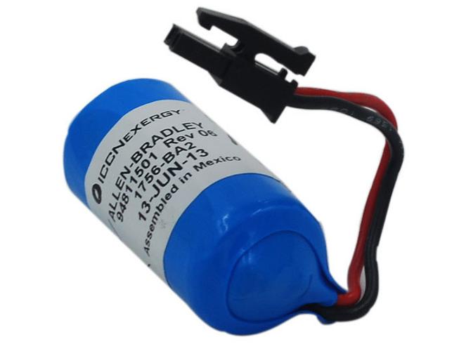 PLC BR2/3A-AB battery