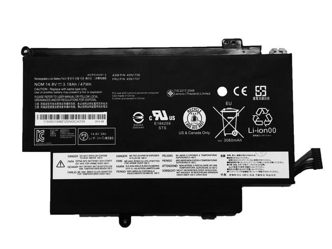 Lenovo 45N1704 battery