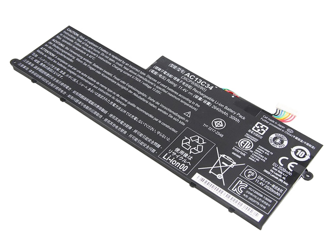 Acer AC13C34 battery