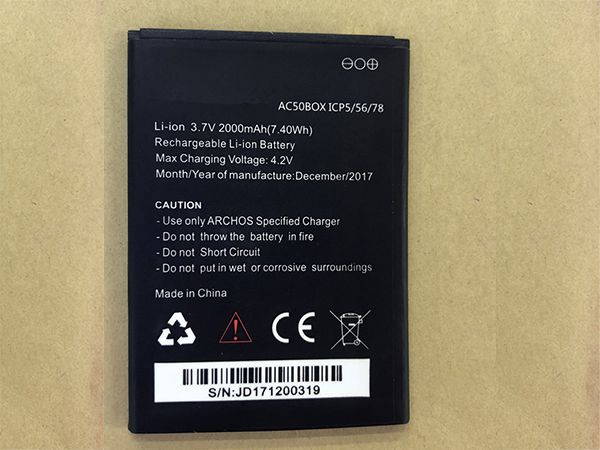 ARCHOS AC50BOX 1ICP5/56/78