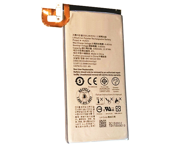 Blackberry BAT-60122-003 battery