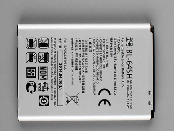 LG BL-64SH battery
