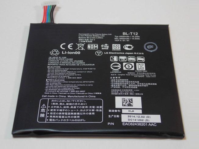 LG BL-T12 battery