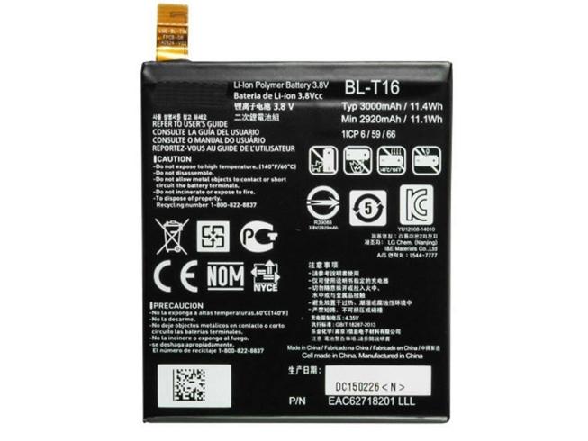 LG BL-T16 battery