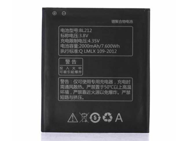 Lenovo BL212 battery