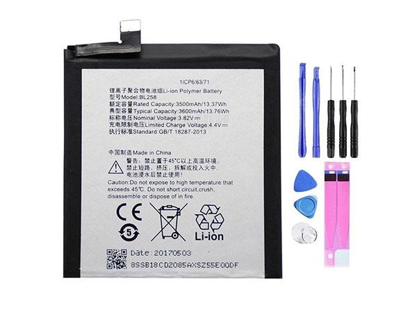Lenovo BL258 battery