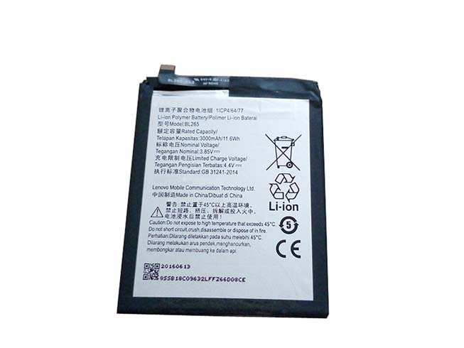 Motorola BL265 battery