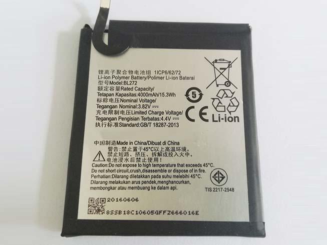 Lenovo BL272 battery