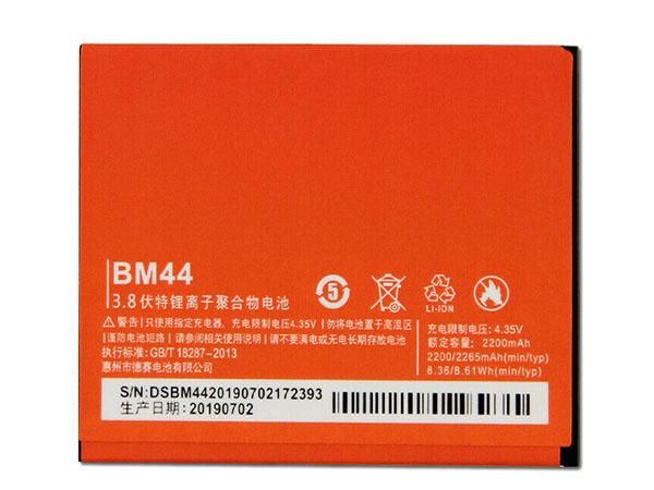 Xiaomi BM44 battery