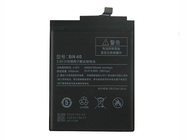 Xiaomi BN40 battery