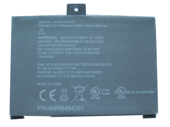 Barnes_Noble BNRB1530 Tablet PC Batteries 3.7V 1530MAH