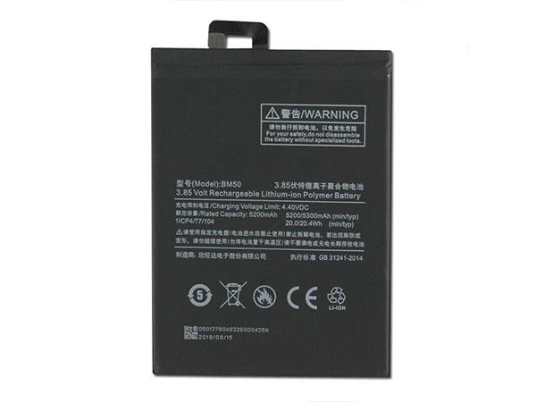 Xiaomi BM50 battery