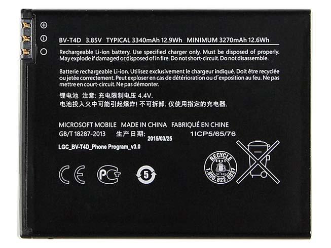 Microsoft BV-T4D battery