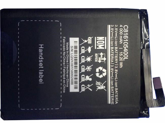 BLU C816105400L battery