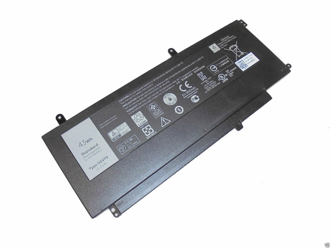 Dell D2VF9 battery