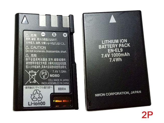 Nikon EN-EL9 battery