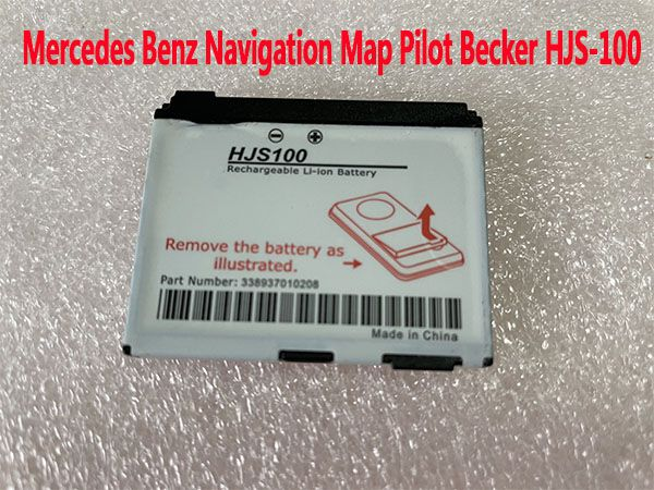 Mercedes Benz Becker Navigation Map Pilot