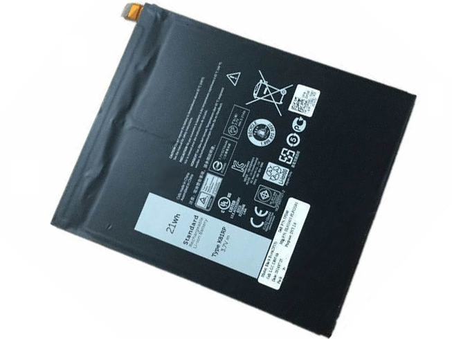 K81RP Battery Replacement Dell K81RP Tablet PC Batteries 3 7