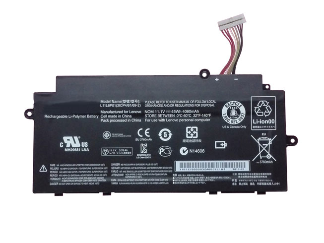 Lenovo L11M3P02 battery
