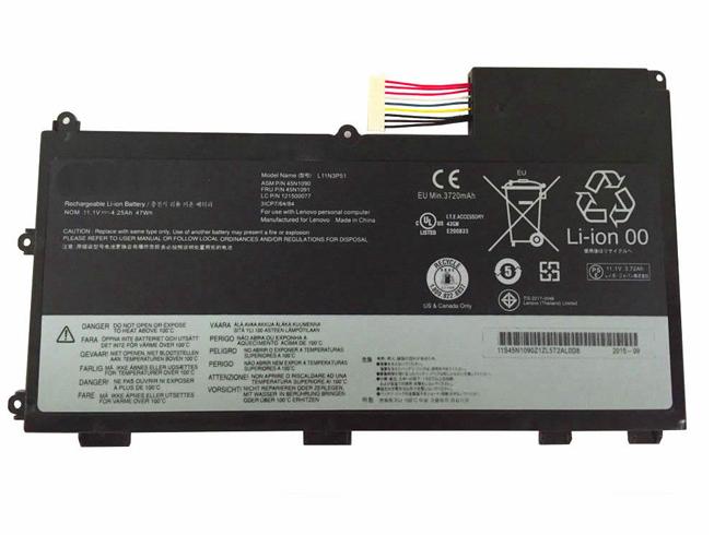 Lenovo L11N3P51 battery