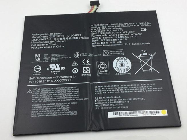 Lenovo L15C4P71 battery