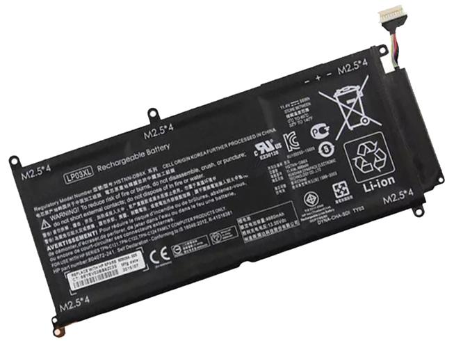 HP LP03XL battery