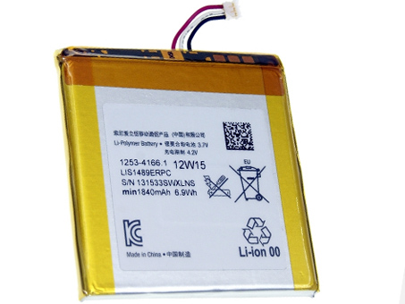 SONY LIS1489ERPC battery