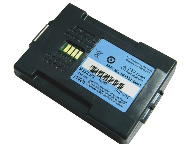 New OEM Li-Ion Battery 163467-0001 7.2V 18wh For LXE MX7 Bar