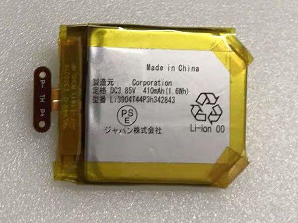 Li3904T44P3h342843 battery
