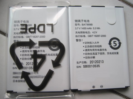 NEC BAT909B battery