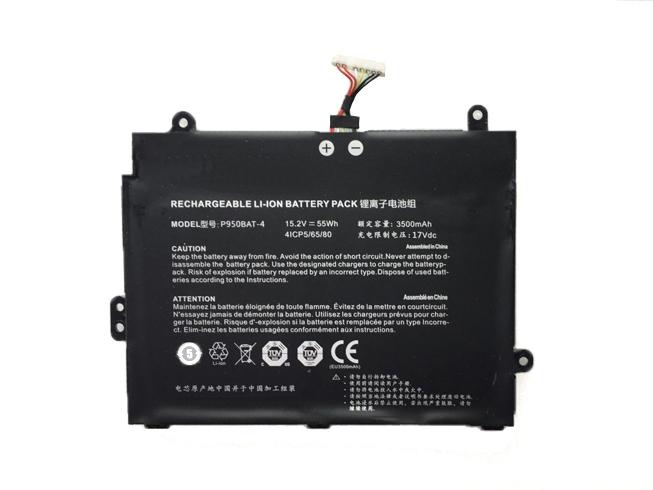 Clevo P950BAT-4 battery