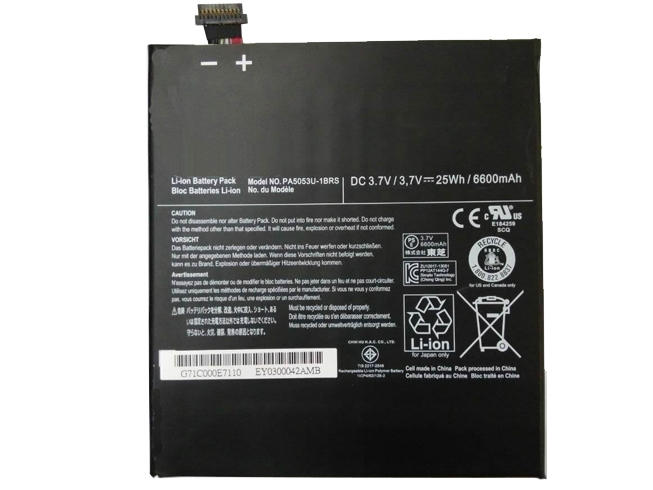 Toshiba PA5053U-1BRS battery