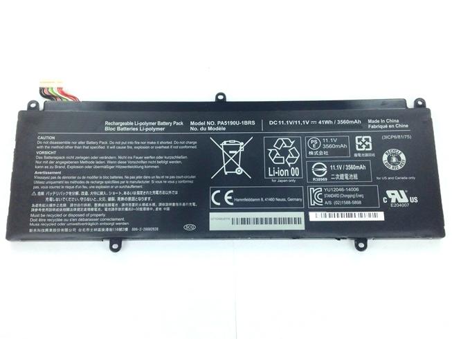 Toshiba PA5190U-1BRS battery