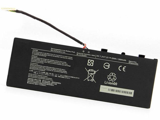 Toshiba PA5209U-1BRS battery