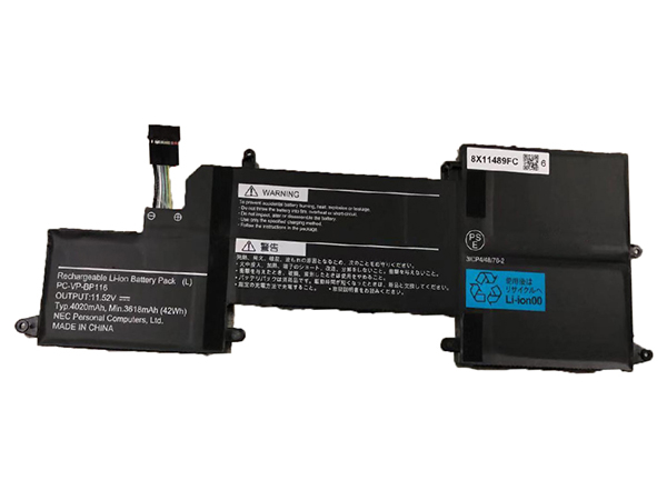 NEC PC-VP-BP116 4ICP4/48/76 4ICP4/48/78