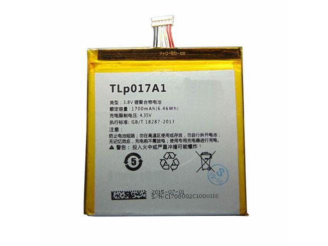 Alcatel TLP017A1 battery