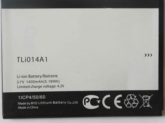 Alcatel TLi014A1 battery