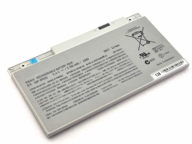 Sony VGP-BPS33 battery