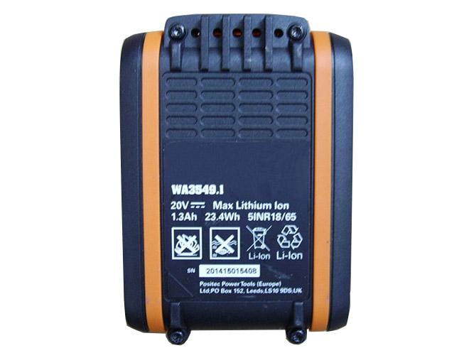 WORX WA3549.1 battery