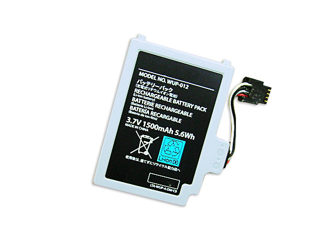 Nintendo WUP-012 battery