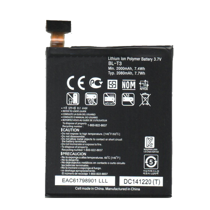 LG BL-T3 battery