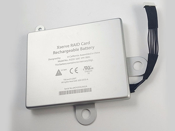 Apple Xserve RAID Card 922-8946 923-00864 Battery 2006-2009