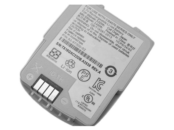 82-97300-02  NEW Sealed Li-ion Original Battery For Symbol CS4070 series 3.7V
